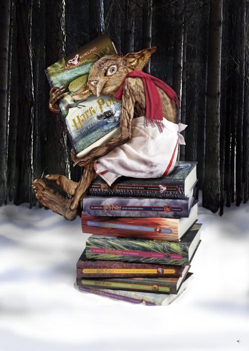 Affiche Abri-promotie Harry Potter