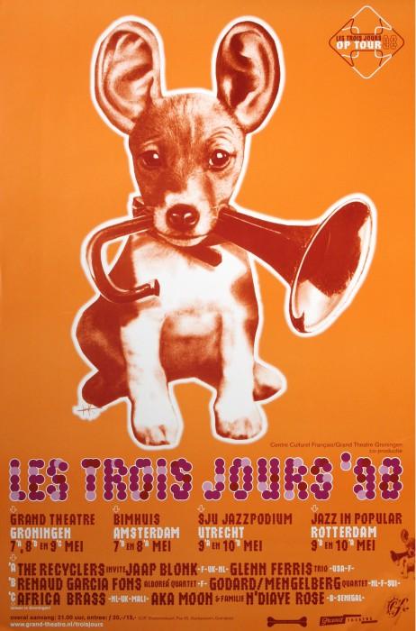 Affiche Trois-Jours festival