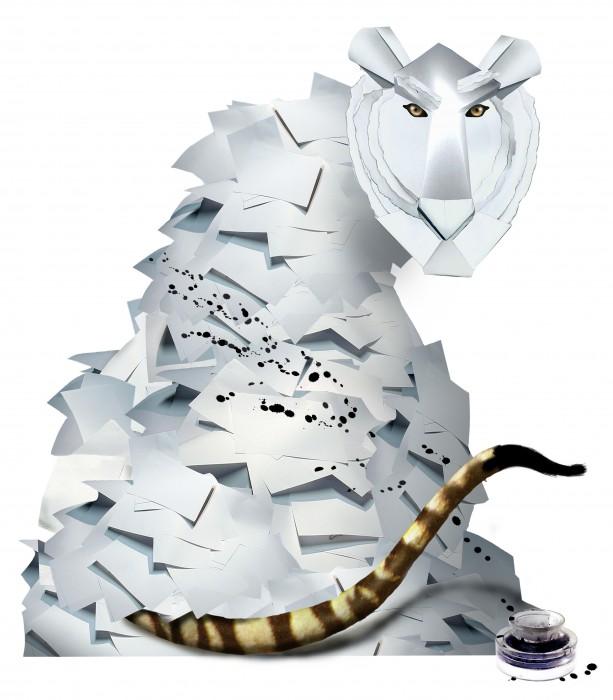 De Volkskrant - Papieren tijgers