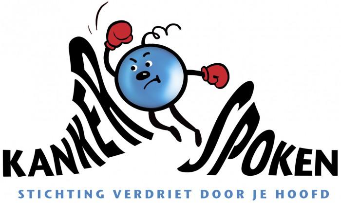 Logo voor de Stichting Verdriet door je hoofd