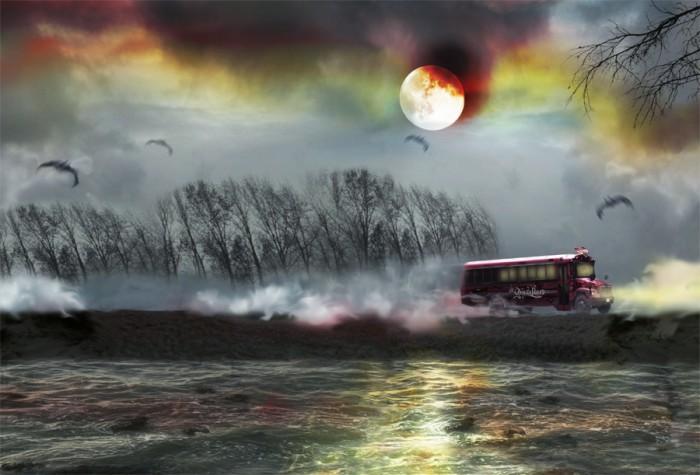 De Griezelbus deel 1