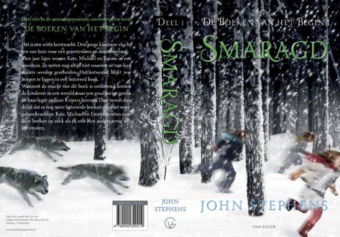 Smaragd De Boeken van het Begin deel 1