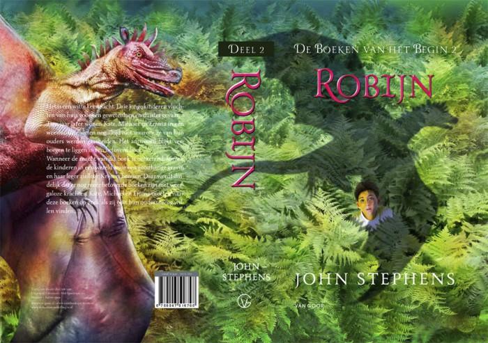 Robijn De Boeken van het Begin deel 2