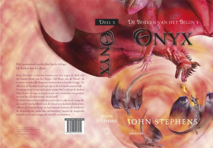 Onyx De Boeken van het Begin deel 3