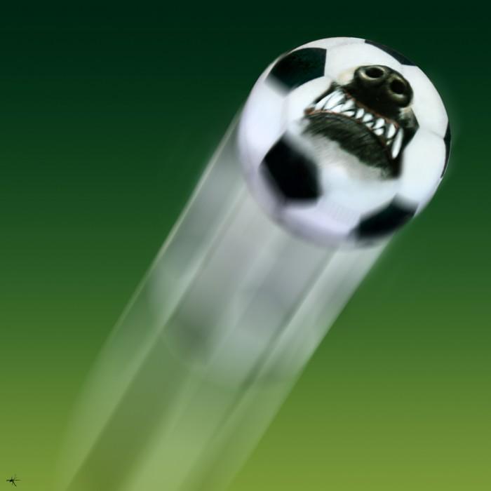 De Volkskrant - Voetbal aggressie