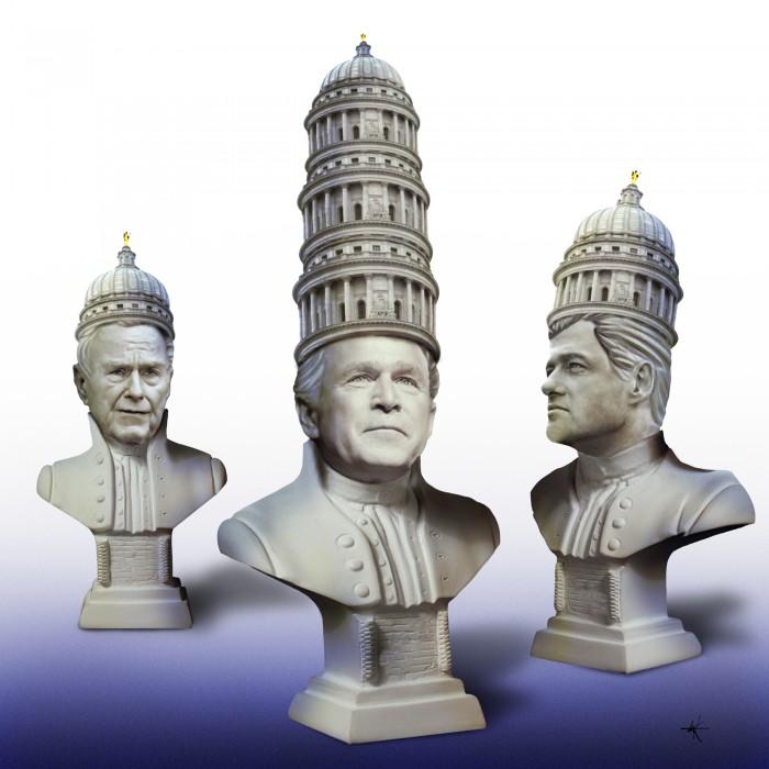 De Volkskrant - Imperial Presidency