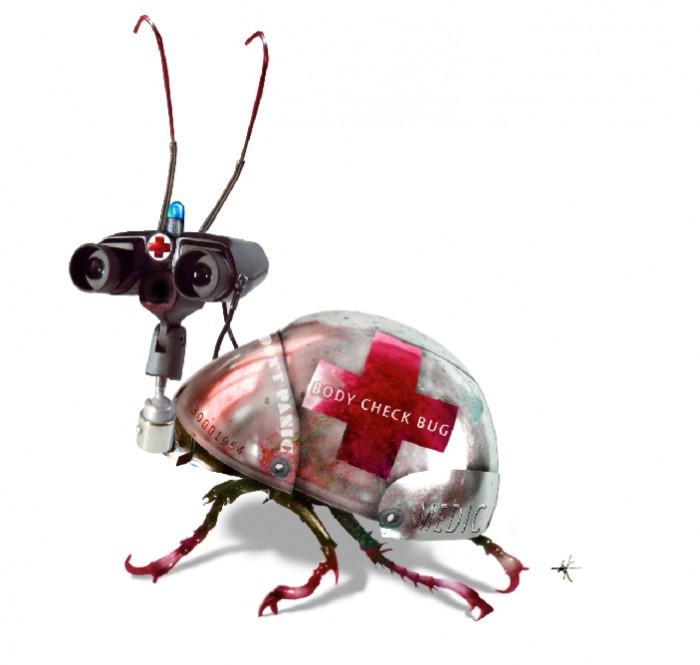De Volkskrant - Medic bug