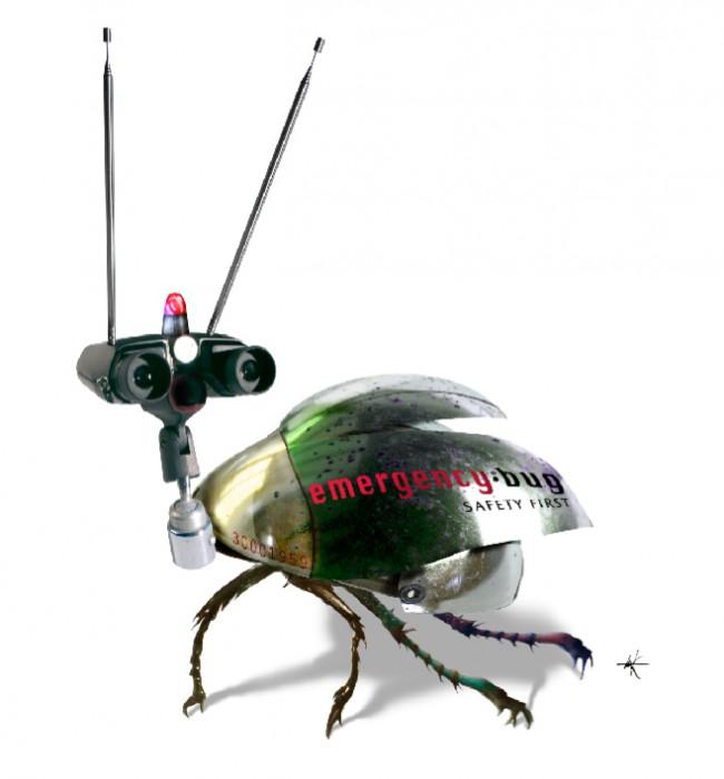 De Volkskrant - Emergency bug