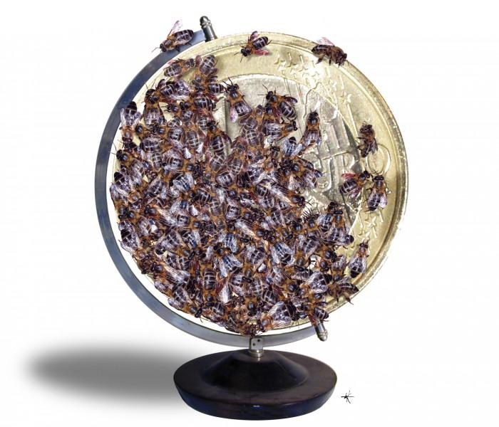 De Volkskrant - Money is like honey