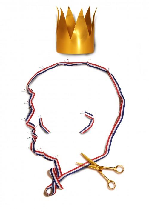 De Volkskrant - Koning naar Zweeds model