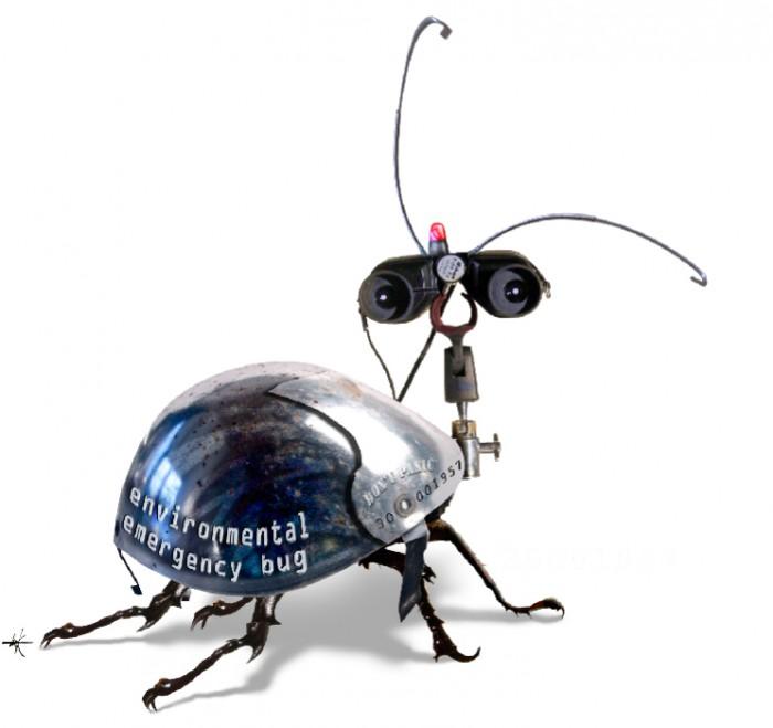 De Volkskrant - Environmental bug