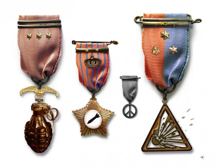 De Volkskrant - Medals of honor
